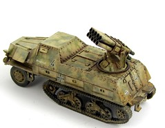 IMG_8166 (Troop of Shewe) Tags: 156 maultier 15cm warlordgames troopofshewe sdkfz41 panzerwerfer42