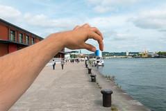 Rouen (julien `) Tags: illusion rouen normandie lx100 panoramaxxl