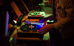 Jonathan Toubins Soul Clap at Cobalt by Steven Sheperd