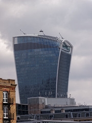 Walkie Scorchie rides again (wirehead) Tags: building london ep3 20fenchurch 918mm
