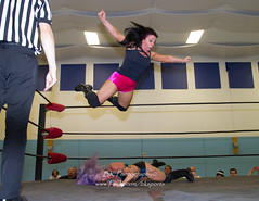 Kacee Carlisle, Kimber Lee-2 (bkrieger02) Tags: 1st anniversary wrestling pro squaredcircle valkyrie divas knockouts womenswrestling professionalwrestling divarevolution womensprofessionalwrestling valkyriewomenswrestling