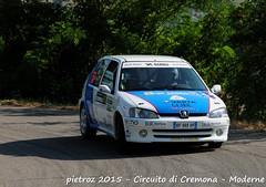 057-DSC_6405 - Peugeot 106 Rallye - N2 - De Cecco valerio-De Cecco Amalia - Just Race ASD (pietroz) Tags: photo nikon foto photos rally fotos di pietro circuito cremona zoccola pietroz d300s