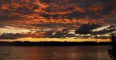 P8079560_stitch (Jasonito) Tags: omsk russia омск россия 2015 olympus mft microfourthirds micro43 olympusepl3 epl3 sky небо sunset закат clouds облака topv555