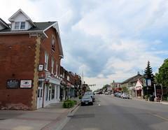 Queen Street, Streetsville (Sean_Marshall) Tags: ontario mississauga streetsville