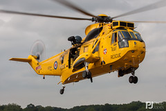 RAF Sea King HAR.3A XZ594 (philrdjones) Tags: aircraft july airshow ffd fairford riat royalinternationalairtattoo 2015 egva