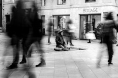 another world (Valentino Belloni) Tags: homeless stree streetphotography bordeaux france nikon street