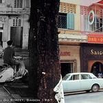 Tu Do Street, SAIGON 1967 - Đường Tự Do, nay là Đồng Khởi thumbnail