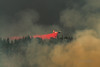 Scraping the Treetops (maxbelmonte) Tags: basslake fire oakhurst willow blaze helicopter inferno forest sierra nevada mountains firefighters flames smoke forestfire wildfire darv darvin lynneal atkeson yosemitelandscapescom