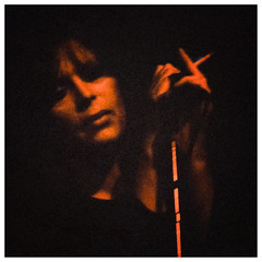 Nico at Club Montmartre (Johan Biilmann) Tags: nico montmartre copenhagen 1982 nikonf nikonseriese10028 epson v750 epsonscan cameraraw biilmann