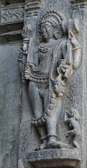 Belur-6 (FireballPhotos) Tags: india belur chennakeshava temple hoysala