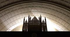 UU Haverhill organ loft (robert mohns) Tags: uu church haverhill