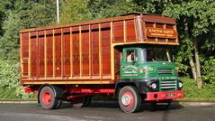 Leyland Super Comet Animal Remover IMG_8480 (Frank Hilton.) Tags: classic truck lorry eight wheel maudsley aec atkinson albion leyalnd bristol austin outside heavy haulage crane 8 axle