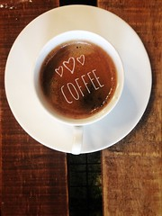 love for coffee (Rod Anzaldua) Tags: 7dwf crazytuesdaytheme crazytuesday text texto coffee café