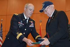 170326-Z-OU450-103 (North Carolina National Guard) Tags: northcarolinanationalguard worldwarone veterans spanishamericanwar veteranslegacyfoundation legacy medal