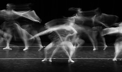 Movement and Motion (Thomas Hawk) Tags: america bayarea california dancer eastbay holynamesuniversity oakland piedmontballetacademy piedmontballetacademyspringrecital2016 usa unitedstates unitedstatesofamerica westcoast ballet blur bw dance dancers motionblur performance fav10 fav25