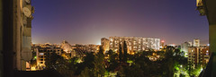 Sofia (herbari) Tags: city panorama night cityscape view sofia tokina bulgaria neighbourhood 116