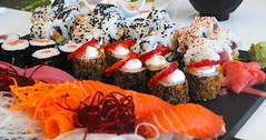 (pedro_carreira) Tags: food portugal sushi nikon sashimi d3000