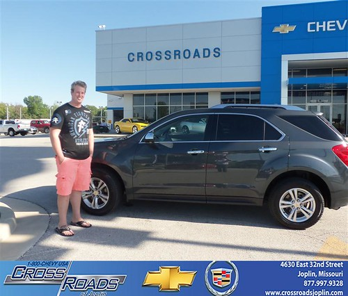 Crossroads Chevrolet Cadillac Joplin Missouri Customer Reviews and Testimonials - Roger Anderson