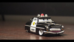 Sheriff is in town. (Anthony Feliciano) Tags: cars car 60s low police sheriff stance camber dumped