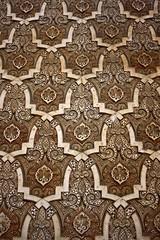 Nasrid Palaces / Palacios Nazaríes, La Alhambra (Trevor.Huxham) Tags: alhambra moorish plasterwork granada andalucia spain canonefs1855mmf3556is canoneosrebelxs