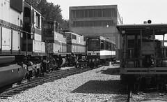 BC Hydro Railway (R R Horne) Tags: railroad bc siemens railway railways railroads bch bchydrorail