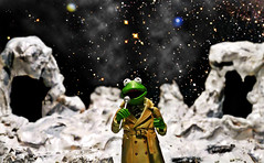 The Muppet Show: Planet Koozebane (RK*Pictures) Tags: show green classic animal fun toy piggy actionfigure funny comedy stage janice muppets statler waldorf honeydew scooter frog cult pigsinspace kermit diorama beaker rowlf misspiggy zoot fozzie slapstick kermitthefrog drteeth jimhenson drbunsenhoneydew frankoz fozziebear gueststar themuppetshow theelectricmayhem televisionseries samtheeagle palisadestoys floydpepper themuppetlabs