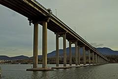 Hobart Tasmania (maginoz1) Tags: bridge june canon australia mona tasmania hobart 2013 fatcar