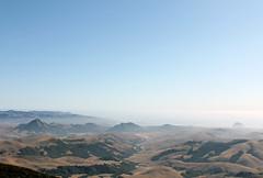 View looking south west (emdot) Tags: california hike morrobay centralcoast cerroalto