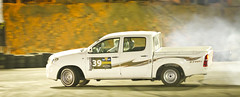 IMG_5404 (AlBargan) Tags: park sport canon lens ii 7d toyota motor usm ef motorsport drifting drift 70200mm kudu hilux f28l dirab