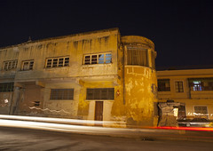 Old Italian Colonial Buildings At Night, Asmara, Eritrea (Eric Lafforgue) Tags: africa sun color colour building horizontal architecture outdoors photography italian nobody nopeople oldhouse artdeco oldfashioned asmara eritrea hornofafrica eastafrica capitalcities eritreo buildingexterior colorpicture erytrea asmera eritreia colourimage italiancolony  ertra    eritre eritreja eritria img8319 colourpicture  rythre africaorientaleitaliana     eritre eritrja  eritreya  erythraa erytreja     colonialitalianarchitecture italiancolonialempire maekelregion