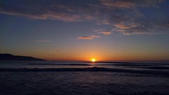 htc one (Arcturus October) Tags: ocean morning travel vacation film beach mobile train dawn one phone minolta kodak dusk hill bana srt101 htc ektar minoltasrt flickrandroidapp:filter=none htcone