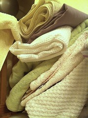 Clean Towels - Home Comfort