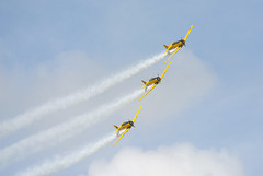 Fly Over 7a (Cobby17) Tags: plane vintage airplane ceremony nascar airforce flyover warplane flyby mosport