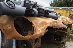 Old car-graveyard_005 (Cees Nekeman) Tags: holland canon eos leiden junkyard scrapyard wassenaar 6d degraaf canoneos6d oldcargraveyard autosloperij upc0813