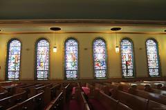 IMG_7384 (kimberly alcibiade) Tags: church religious catholic religion stainedglass ornate orthodox johnstown