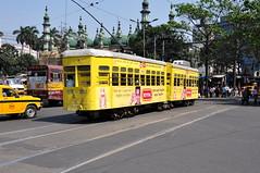 India - West Bengal - Kolkata - Tram - 20 (asienman) Tags: india publictransport trams kolkata calcutta westbengal asienmanphotography