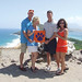 """West Indies: *Brad '82 and *Leigh Anne Whitlock '83 Hoover, and Chris '88 and Heather Whitlock posed with their Tiger Rag in St. Kitts. • <a style=""""font-size:0.8em;"""" href=""""http://www.flickr.com/photos/49650603@N07/9785193123/"""" target=""""_blank"""">View on Flickr</a>"""