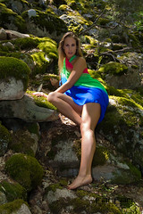 Davinia (jlhuys farfan) Tags: woman naturaleza color girl mujer model chica modelo rubia davinia farfan