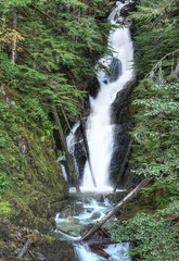 Waterfall Along The Harisson Lake, West Road (rog45) Tags: canada canon bc 7d 18200 1022 rog45 40d