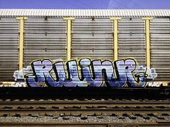 Ruinr (Revise_D) Tags: graffiti revise graffitti graff tagging freight bteam revised koc trainart fr8 bsgk benching ruinr fr8heaven fr8aholics revisedesigns revisedeigns revisedesign fr8bench benchingsteelgiants