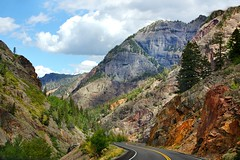 IMG_9418 Hwy 550 in Colorado Durango to Silverton (Bettina Woolbright) Tags: bettinawoolbright woolbr8stl