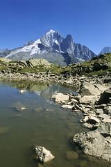 Chamonix-Mont-Blanc, aiguille Vert et Drus (Ytierny) Tags: dru france vertical altitude lac chamonix montblanc verte alpinisme randonne hautesavoie sommet aiguille et grandesjorasses plandeau hautemontagne valledechamonix massifalpin alpesdunord ytierny