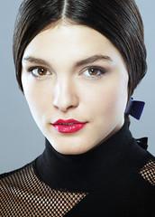 Tzvetomira I @ Ivet Fashion MA (Delcho D) Tags: new girl beauty face make up closeup model faces models makeup ivet modelagency newmodel delchodimov delcho ivetfashion delchodimovphotography delchod