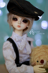 Our Doll Collection (roosterblue) Tags: doll dolls bjd abjd balljointeddoll