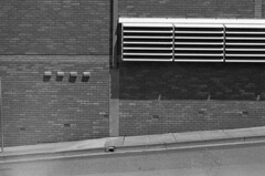 vent - Lithgow, NSW. (frontdrive34) Tags: bw 35mm diy pentax iso400 150 rodinal 50mmf14 selfdeveloped supertakumar pentaxspotmaticf luckyfilm pentaxspotmatic