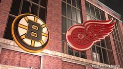 Bruins vs Detroit
