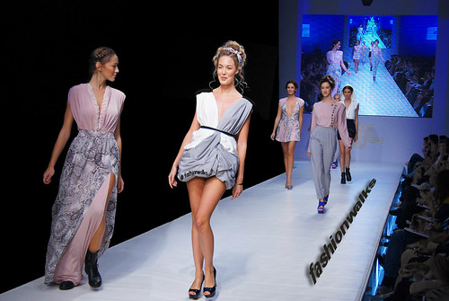 Athens, Greece. 14th AXDW fashion show