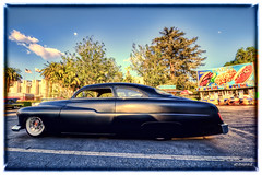 Babe's #2 (dmentd) Tags: mercury custom fatboy hss leadsled sliderssunday