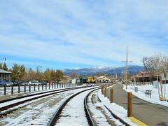 Railyard, Santa Fe (Patricia Henschen) Tags: newmexico santafe railyard railroadequipment