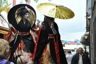 steltenlopers geisha valkenswaard the s factory 2013